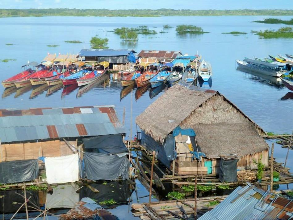 Amazonas Iquitos Peru