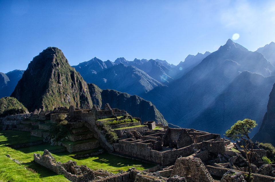 Salkantay Trek zum Machu Pichu