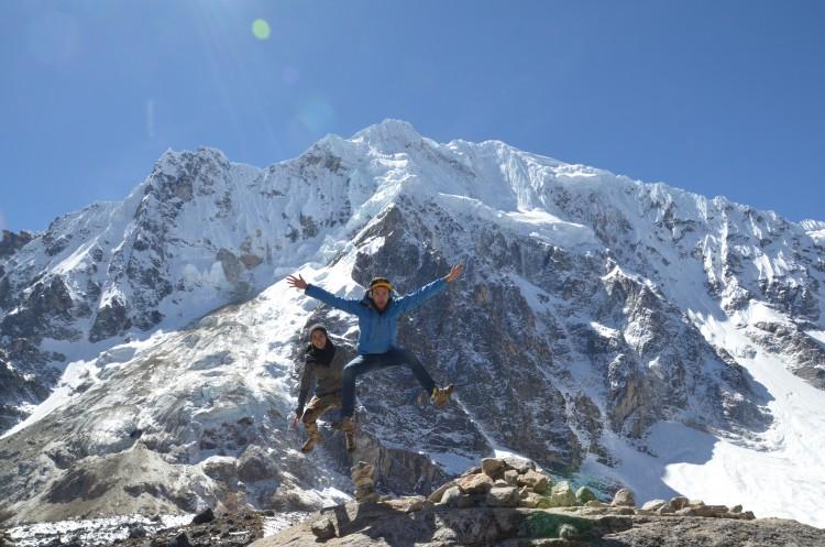 Salkantay Trek Erfahrung zum Machu Pichu