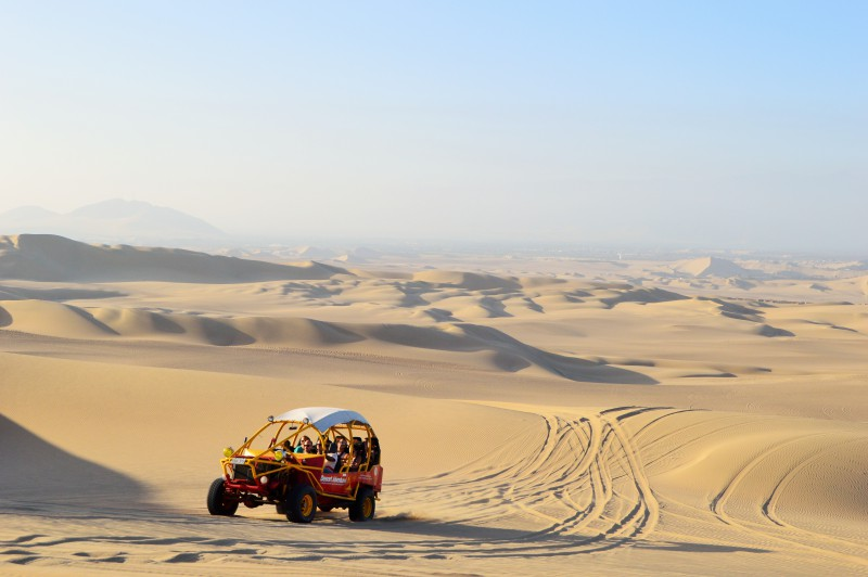 Huacachina Sandbuggy