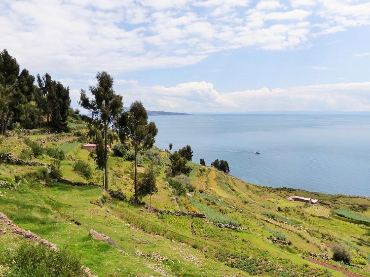 Insel Taquile Titikaka
