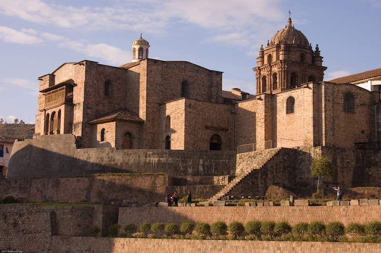 Sonnentempel Cusco
