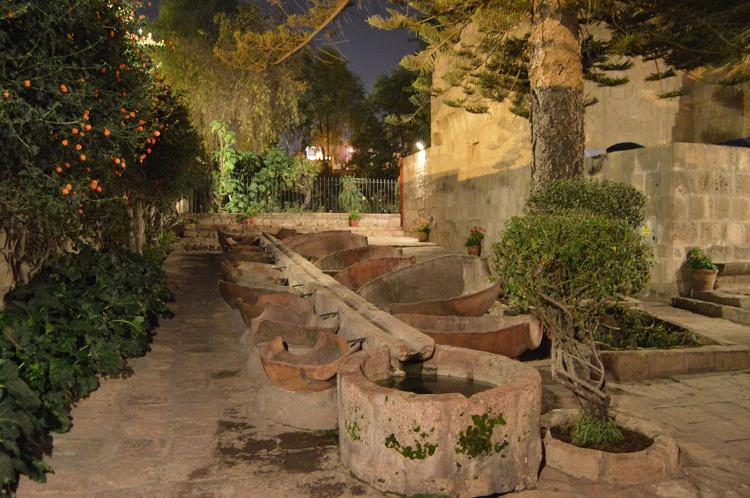 Santa Catalina Arequipa