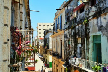 Casa Particular Ausblick Havanna