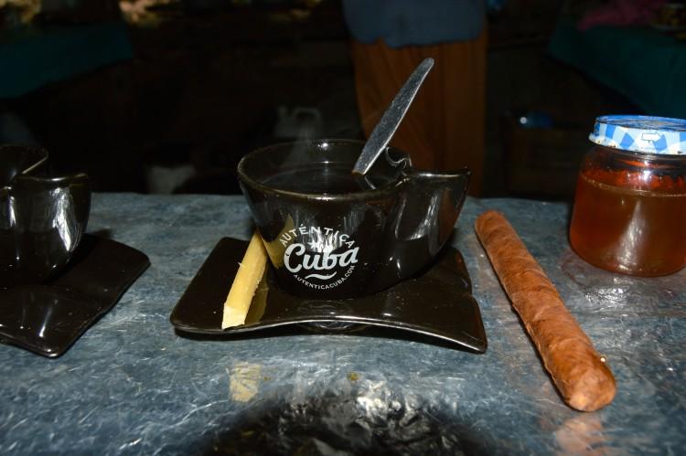 Kaffee Kuba