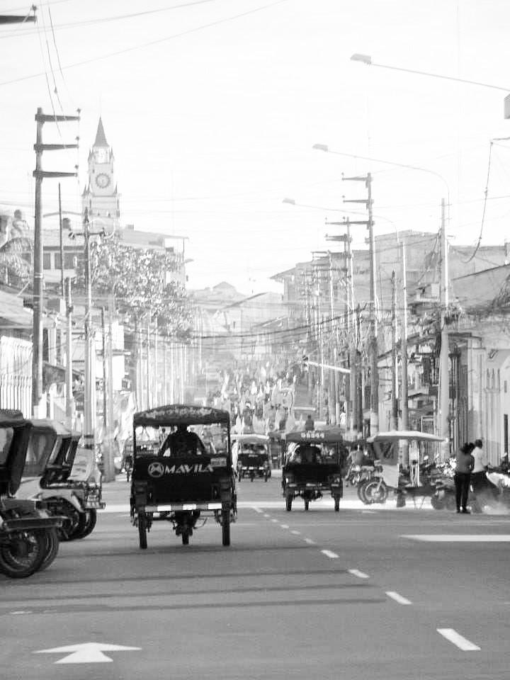 Tuk-Tuk Iquitos