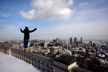 Mount Royal de Montreal