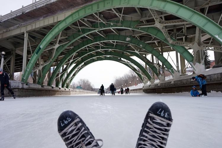 Rideau Kanal Ottawa