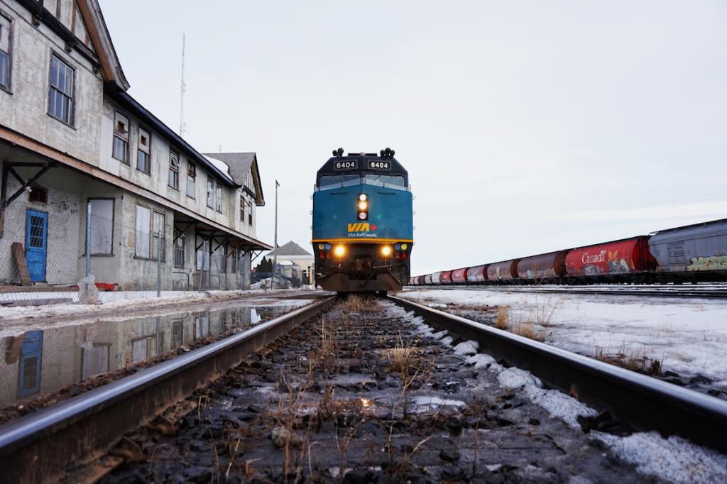 Erfahrung mit Viarail