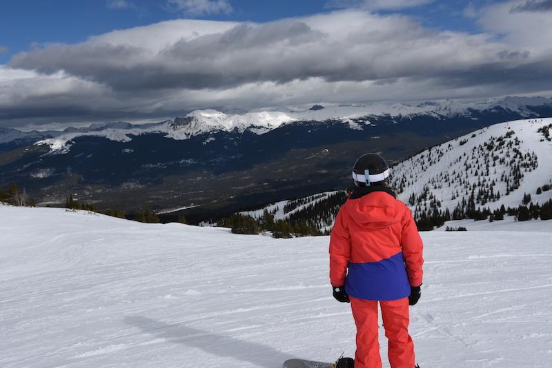 Snowboarden Kanada