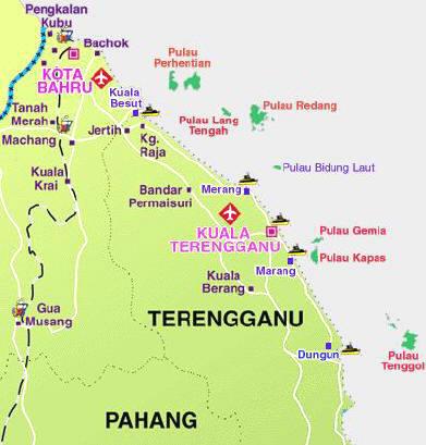 Inseln Terengganu