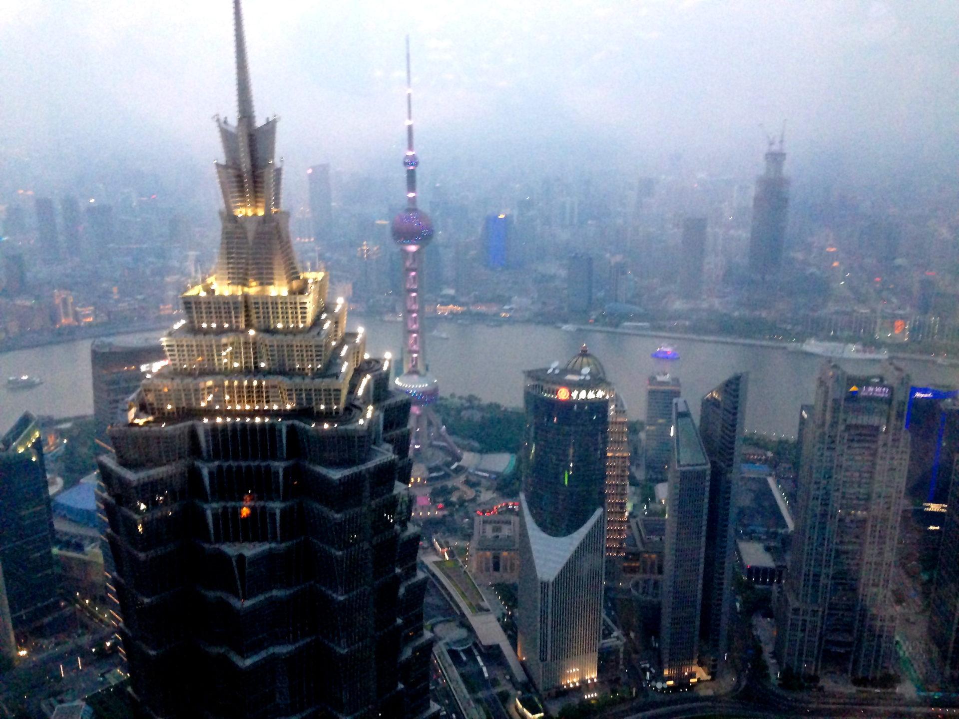Chinas internationalste Metropole: Shanghai