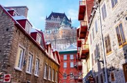 Sehenswürdigkeiten Quebec
