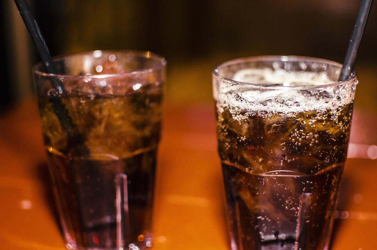 Pint Cola Glass