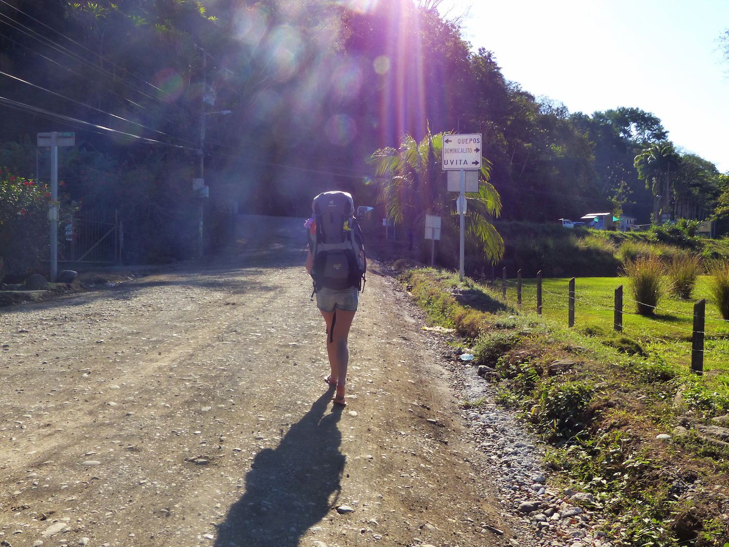Backpacking Costa Rica 2