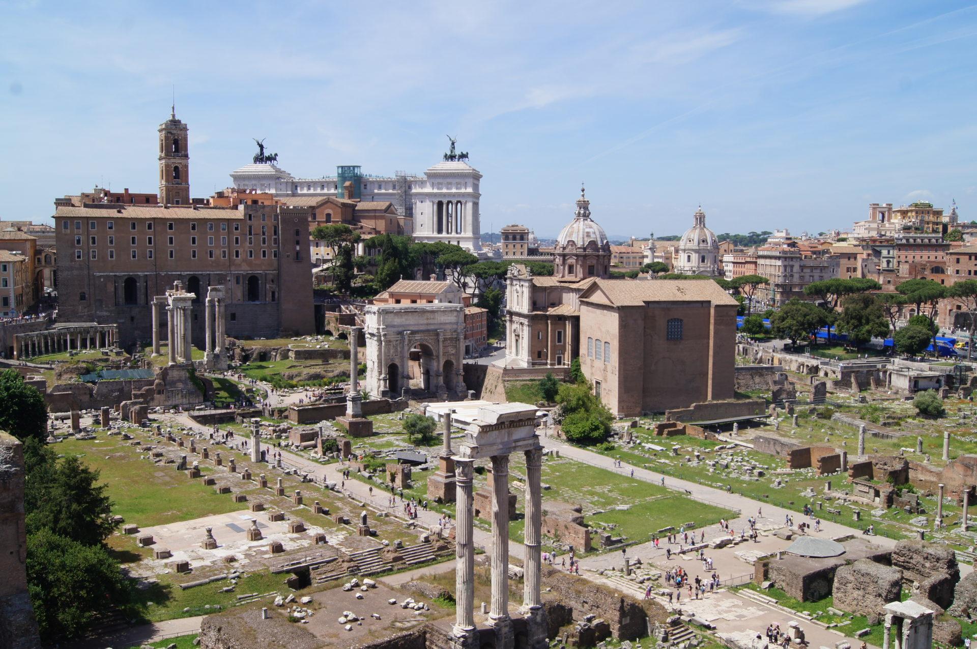 Rom Im März Erfahrungen