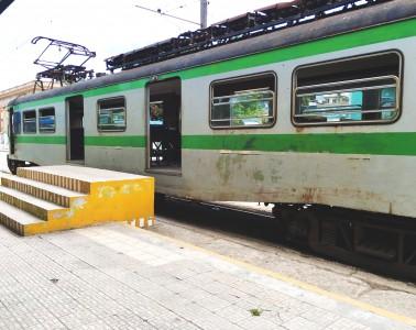 Erfahrung Hershey Train 3
