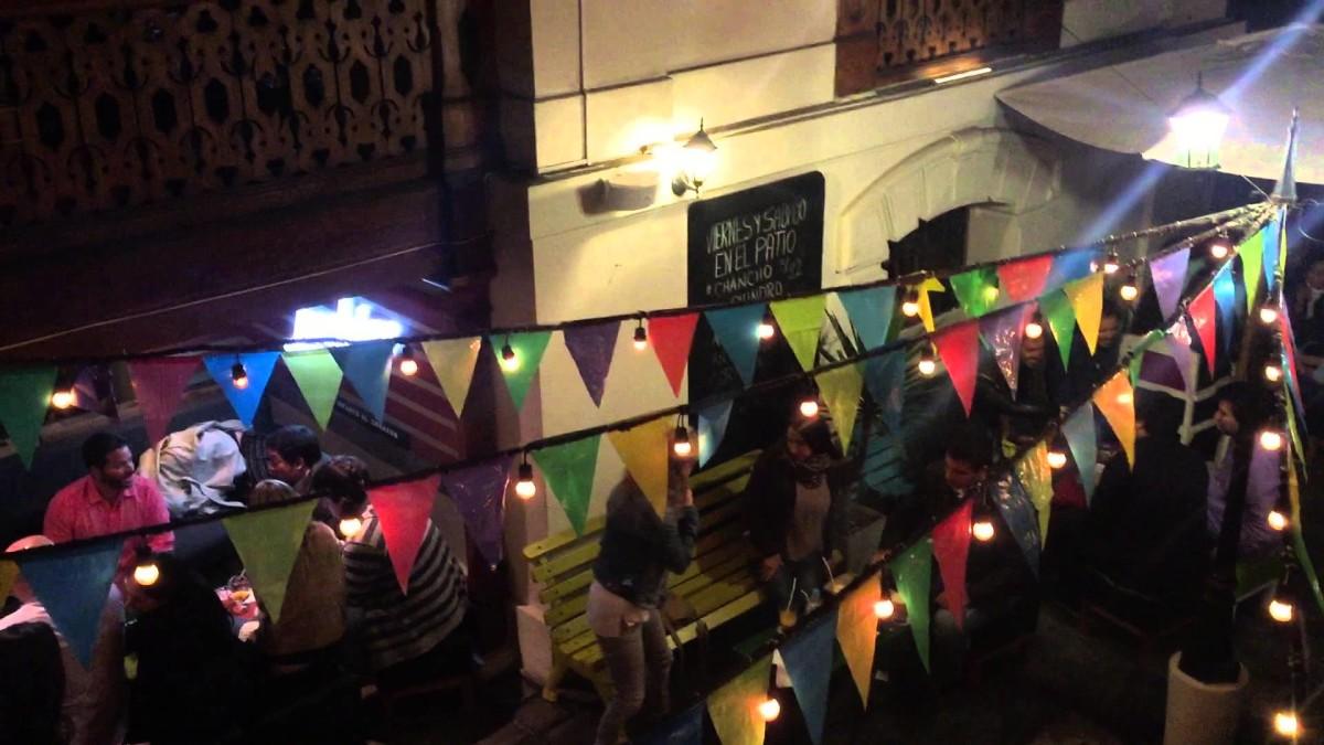 ayahuasca bar barranco