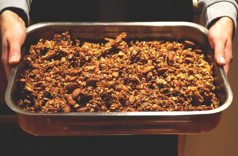 granola selber machen 2