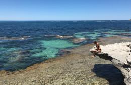 Tag aus Rottnest Island