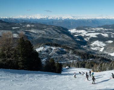 Winterurlaub in Obereggen