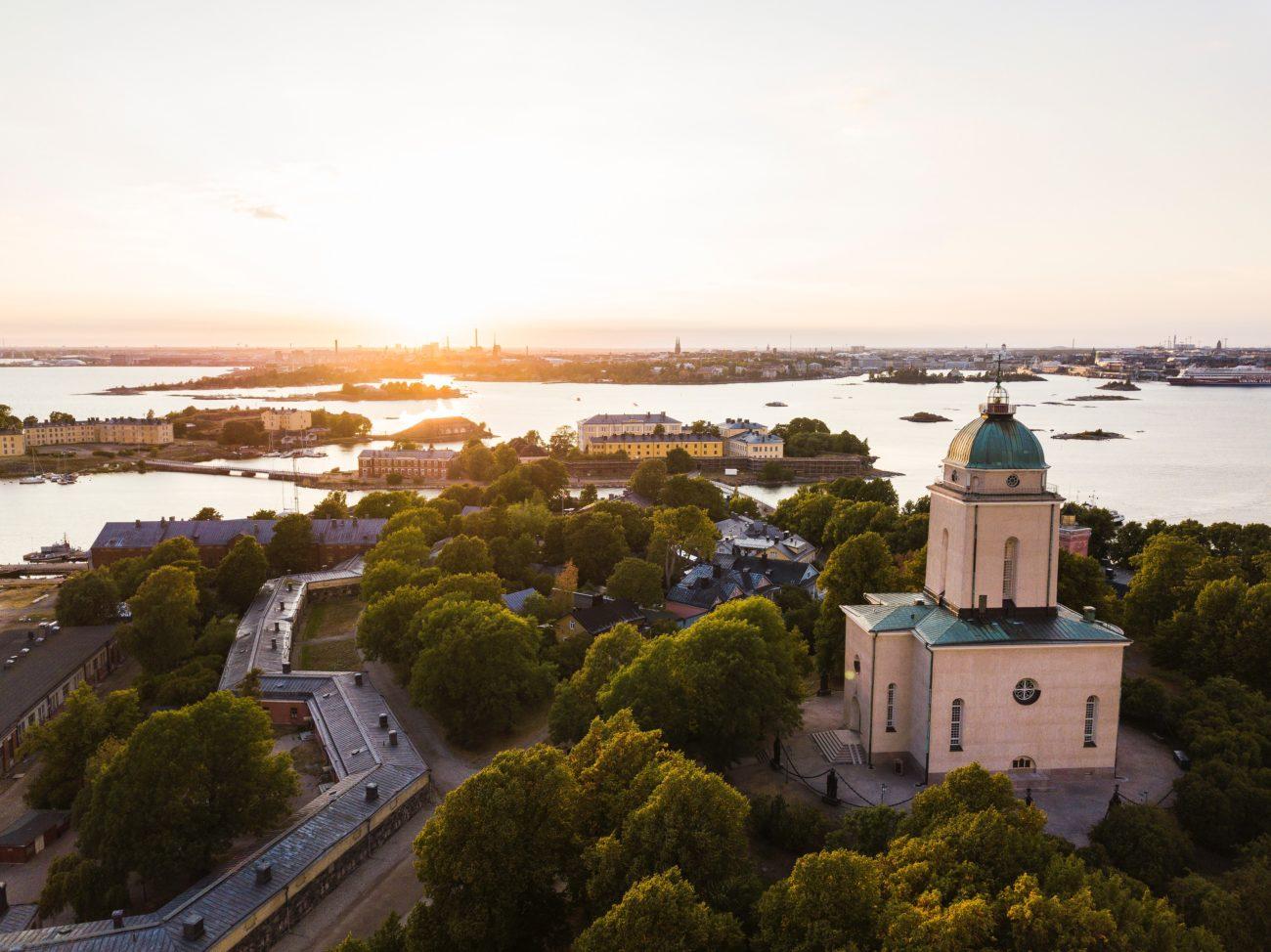 Wochenende in Helsinki